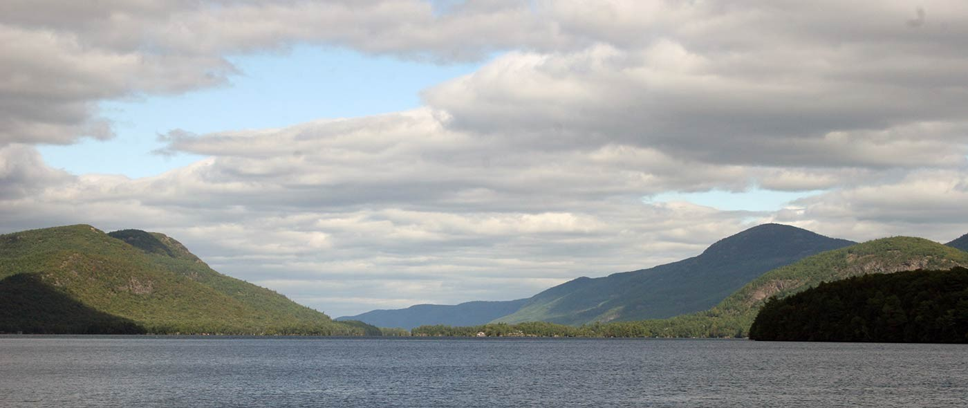 About Lake George